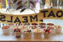 Signature Bowls and More! / OatMeals Signature Bowls and oat-inspired pastries! All of this can be found at 120 West 3rd Street in NYC!