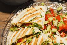 Wraps mexicaans
