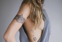 tattoos mujer
