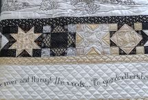 Over the river quilt / by Kathy Nutley