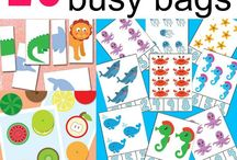Busy book printable / Books