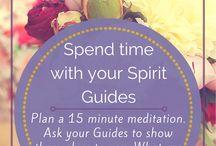 Manifestation & Spirit Guides
