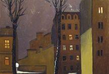 Ruben Monakhov / Contemporary russian painter (born 1970)