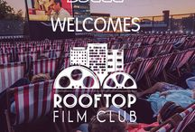 Rooftop Film Club / Enjoy your favorite timeless films under the stars! YOTEL is welcoming Rooftop Film Club to our outdoor terrace for fun times, great flicks and refreshing cocktails all summer long!