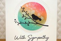 Cards | Sympathy / by Gail Peters
