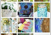 Mosaik/Sticken/Bügelperlen