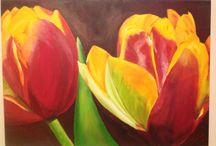 Mijn schilderijen / Liefde