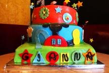 Aadyn Birthday Party / by Emily Blank
