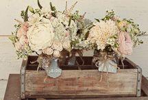 Hochzeitsdekoration / Ideen für Hochzeitsdekoration - von Tischdekoration über Stuhldekoration bis hin zu kleinen feinen Hochzeitsideen