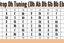 Tools of the Trade: Guitar tunings