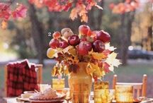 Just Thanksgiving ideas / by Colleen Mountford