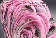 Flori de paper