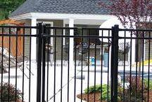 Backyard Bliss - Fence & Gates / by Tiffany Carver