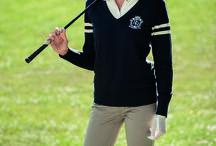 Kolekcia Golf Jeseň/Zima 2015 / Dámske športové oblečenie na golf švédskej značky Röhnisch.
