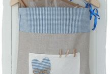 bidouilles en tissu et laine