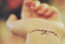 My Next Tattoo...Maybe / by Pretty Pretty Jewels
