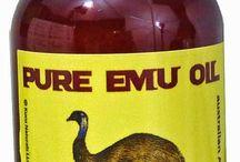 Emu oil for hair product / Emu oil