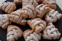 elmali kurabiye