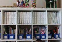 Homeschool Organization / by Heather Lovell