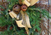 Being Creative-Wreath ideas / by Ruth Ann Stephan Adams