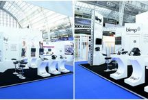 Exhibition Stand Ideas / Beautifully designed custom exhibition stands