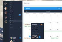 Veille Webdesign - Dashboard