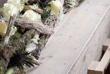 afscheid bloemen / bloemen / bloemideeën / bloemstukken   inspiratie om DE bloemen te vinden die bij jullie passen ♡