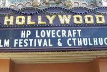 H.P Lovecraft Film Festival, 2014 / Attended the H.P Lovecraft Film Festival, 2014 in Portland, Oregon for all three days- with Hellbender Media.