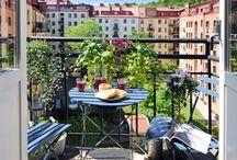 Balkony / Balkony