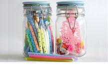Home ~ Craft Room Ideas / Organization ideas for my craft supplies