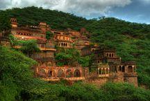 Voyage au Rajasthan : Neemrana