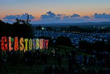 English Project AH1D - Engeland / Alyssa van Breda, Glastonbury Festival