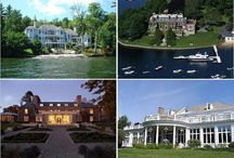 Dream Homes in New England