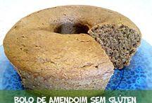 Receitas doces / Receitas veganas de massas, pães, biscoitos, sobremesas