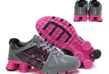 Nike Shox Agent+ Femme