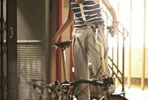 Brompton - skládací kolo