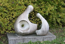 Sculptures from around the world  / From my travels / by Paulette Shanklin