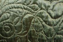 18th century : Quilted Petticoat