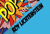 Pop art Lichtenstein