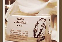 Visit Arezzo, Middle Italy, and choose Hotel Aretino for your stay. At 20 min from cortona, Anghiari, La Verna, Lake Trasimeno.www.incomingarezzo.com / Arezzo, the Gold town, music and Oscars. Shopping, art, culture.Hotel 3 stars, free wifi and parking, tvsat and restaurant, near Railway, frescoes of Piero della Francesca, San Domenico church and the Cross of Cimabue, house of Vasari and Petrarca. www.hotelaretino.it  TEL +39 0575 294003  Arezzo, past and present town, famous in all over the world, like the Gold City.