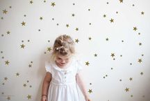 wall art / blank spaces are nice, but so are fun designs! / by Baby Meets City