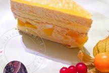 dessert pêche