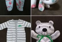 baby onsie bears