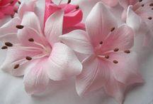 fleurs sucrees