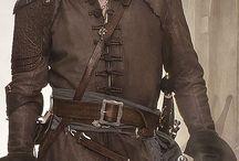 Bardania - kostiumy