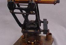 Surveying Instruments / Old surveying instruments