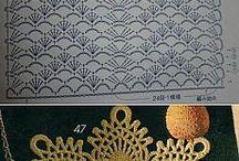 crochet 뜨개질