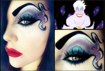 Halloween: Makeup & Party Ideas
