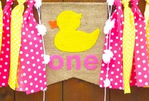 ducky theme party