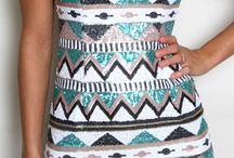 Tribal Prints / Tribal print fashion and accessories